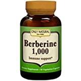 BERBERINE, 1000MG