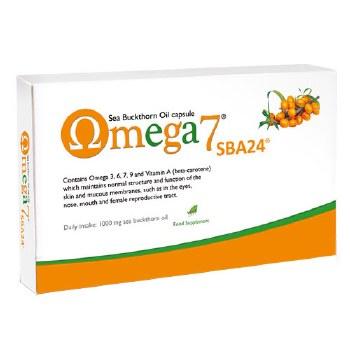 Omega 7 Sea Buckthorn Oil