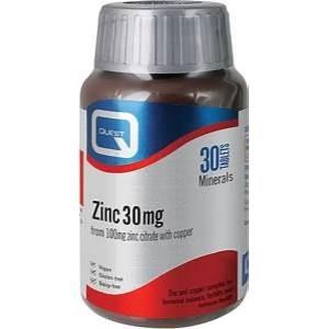Zinc Citrate 30mg