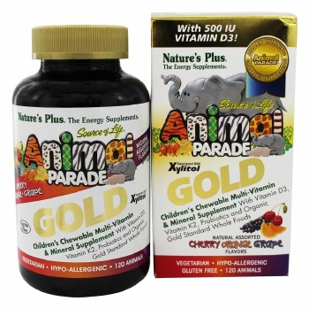 AP GOLD ASSORTED CHEWABLE