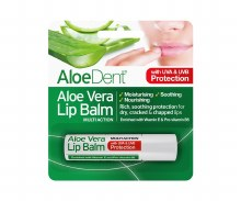 A/Dent Aloe Vera Lip Balm