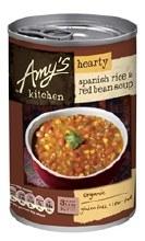 Amys Span Rice Bean Soup
