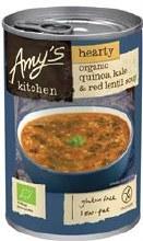 Kale, Quinoa and Lentil Soup