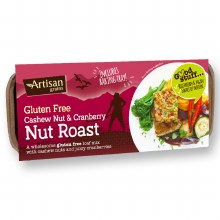 GF Cashew & Cran Nut Roast