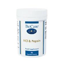HCL & Pepsin