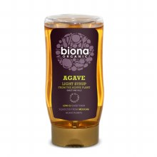 Org Agave Syrup-Squeezy