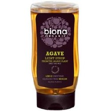 Org Agave Light Syrup