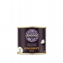 Condensed Coconut Milk