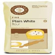 Org Plain White Flour