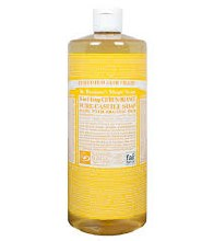 Bronners Org Citrus Liquid Soa
