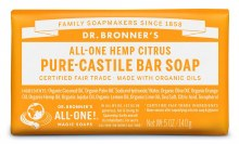 Bronners Citrus Soap Bar