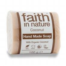 Faith Coconut Soap (Wrap)