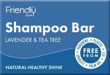 Lavender/Tea Tree Shampoo Bar
