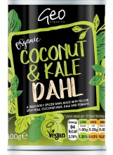 Cans - Org Coconut & Kale Dahl