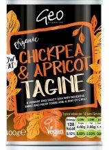 Cans-Chickpea & Apricot Tagine