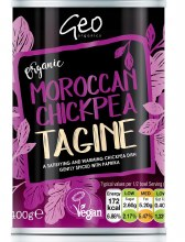Cans -Moroccan Chickpea Tagine