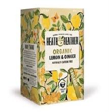 H&H Org Lemon Ginger Tea