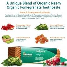 HHH Org Neem Pom Toothpas