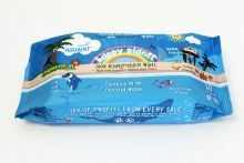 100% Biodegradable Wipes