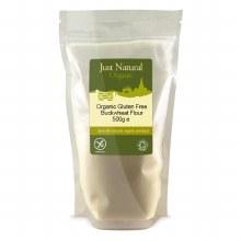 Buckwheat Flour- Organic GF