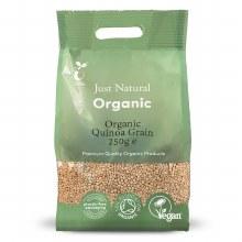 Org Quinoa Grain