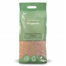 Org Oatmeal Medium