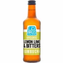 Lemon and Lime Kombucha