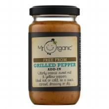 Grilled Pepper Stir In