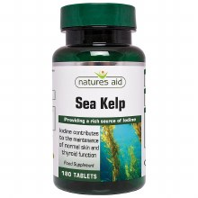 Sea Kelp 187mg