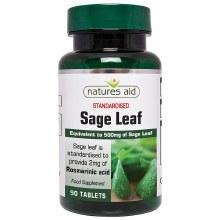 Sage Leaf 500mg