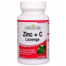 Zinc Lozenges (Peppermint)