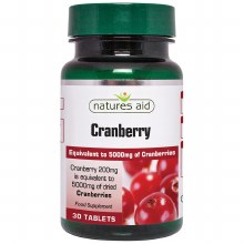 Cranberry 200mg