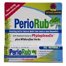 Perio Rub Smoothing Gel