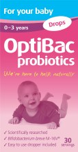 OptiBac For Your Baby
