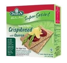 Quinoa Crispbread