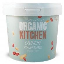 Peanut Butter Crunchy Organic