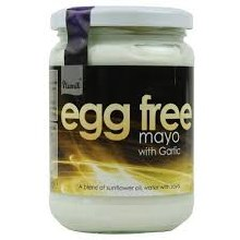 Mayonnaise Garlic (egg free)
