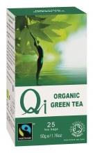 Organic Fairtrade Green Tea