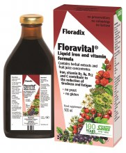 Floravital Yeast And Gluten Fr