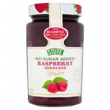No Sugar Added Raspberry Jam