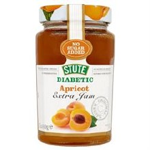 No Added Sugar Apricot Jam