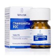 Weleda Chamomilla 30 HR