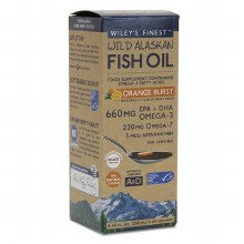 Wiley Fish Oil Orange Burst