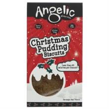 Angelic Gf Xmas Pudding Biscs