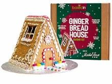 Bakeedin Gingerbread House