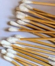 Bamboo Cotton Buds
