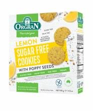 Orgran Lemon SF Cookies P