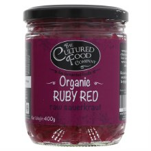 CFC Org Ruby Red Sauerkra