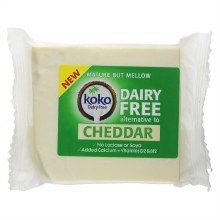 Koko Dairy Free Cheddar C