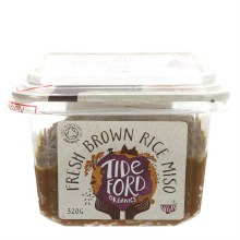 Tideford Brown Rice Miso Og